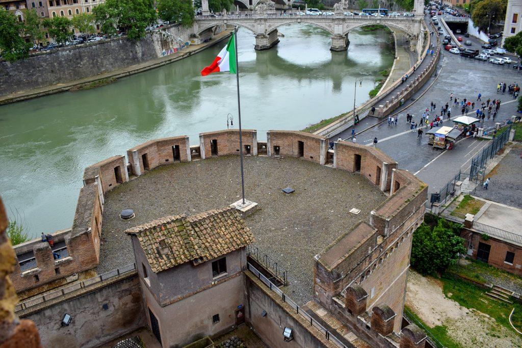 Sant'Angelo Castle Italy