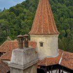 Bran Castle or Dracula Castle in Transylvania, Romania