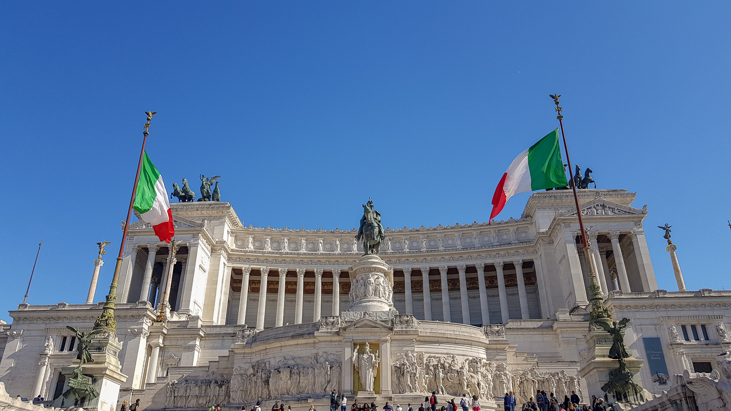 Altare della Patria Altar of the Fatherland