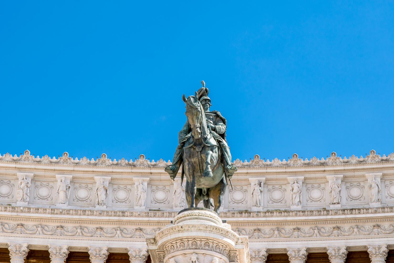 Altare della Patria or Altar of the Fatherland