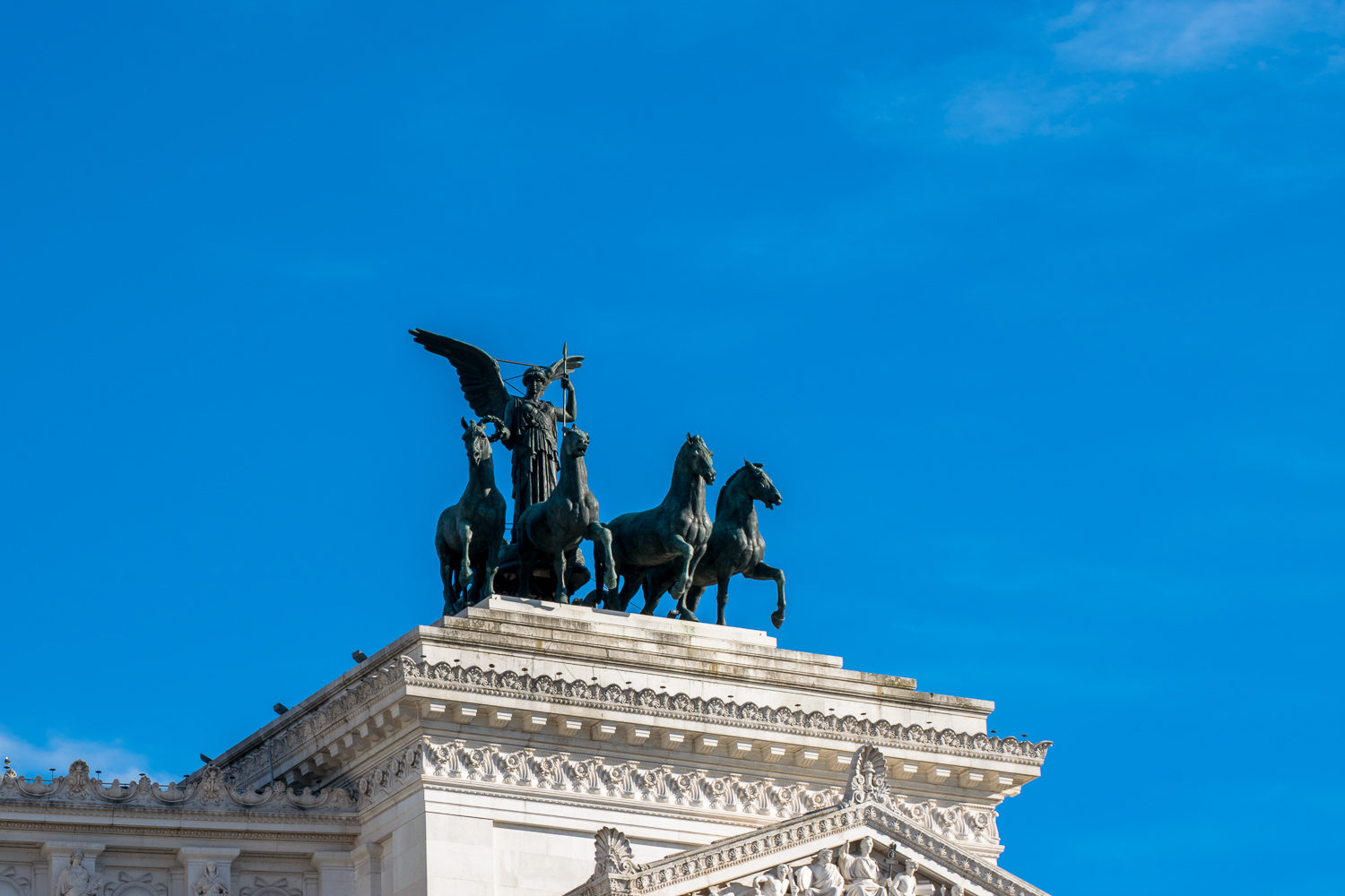Altare della Patria or Altar of the Fatherland