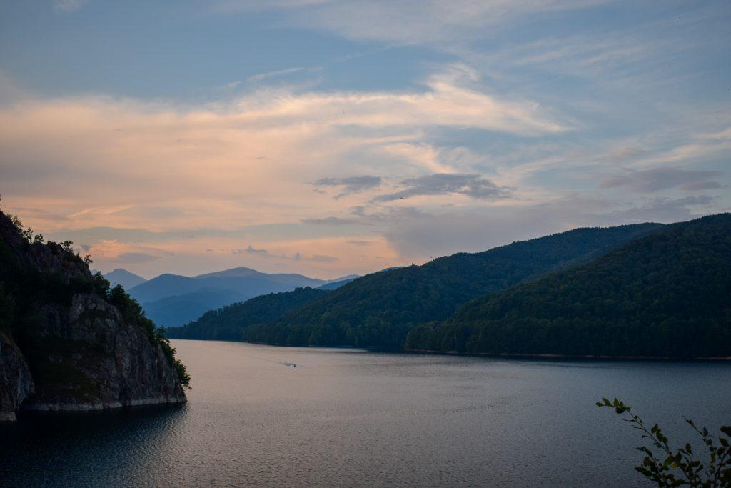 Vidraru Dam & Lake