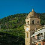 Vernazza, Santa Margherita di Antiochia Church, Vernazza, Cinque Terre, La Spezia, Italy